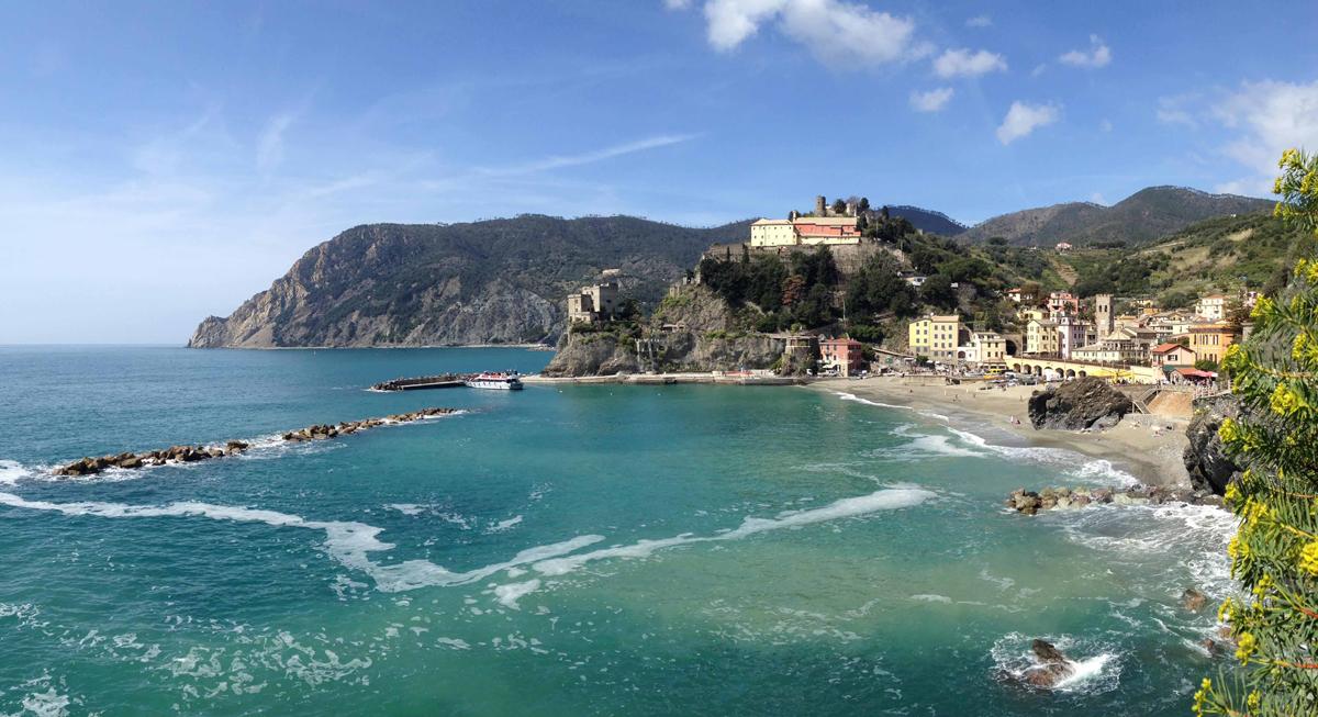 Scorcio di Monterosso al mare, Cinque Terre, Liguria