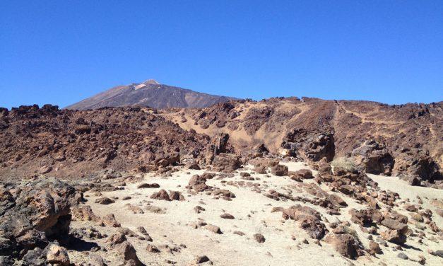 Parco Nazionale del vulcano Teide, escursione di un giorno con partenza da Santa Cruz de Tenerife