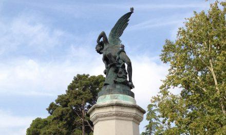 Lucifero a Madrid: la Fuente del Ángel Caído nel Parque del Retiro