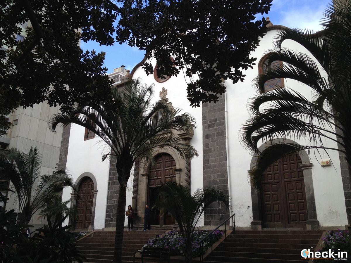 La Chiesa di San Francesco d'Assisi di Santa Cruz de Tenerife