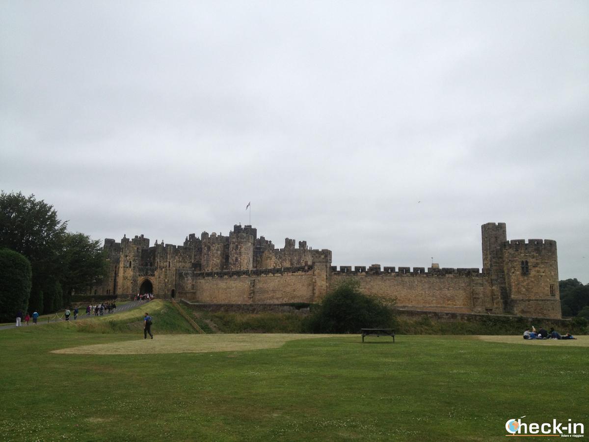 Tra Scozia e Inghilterra: Alnwick Castle, meglio conosciuto come il Castello di Hogwarts