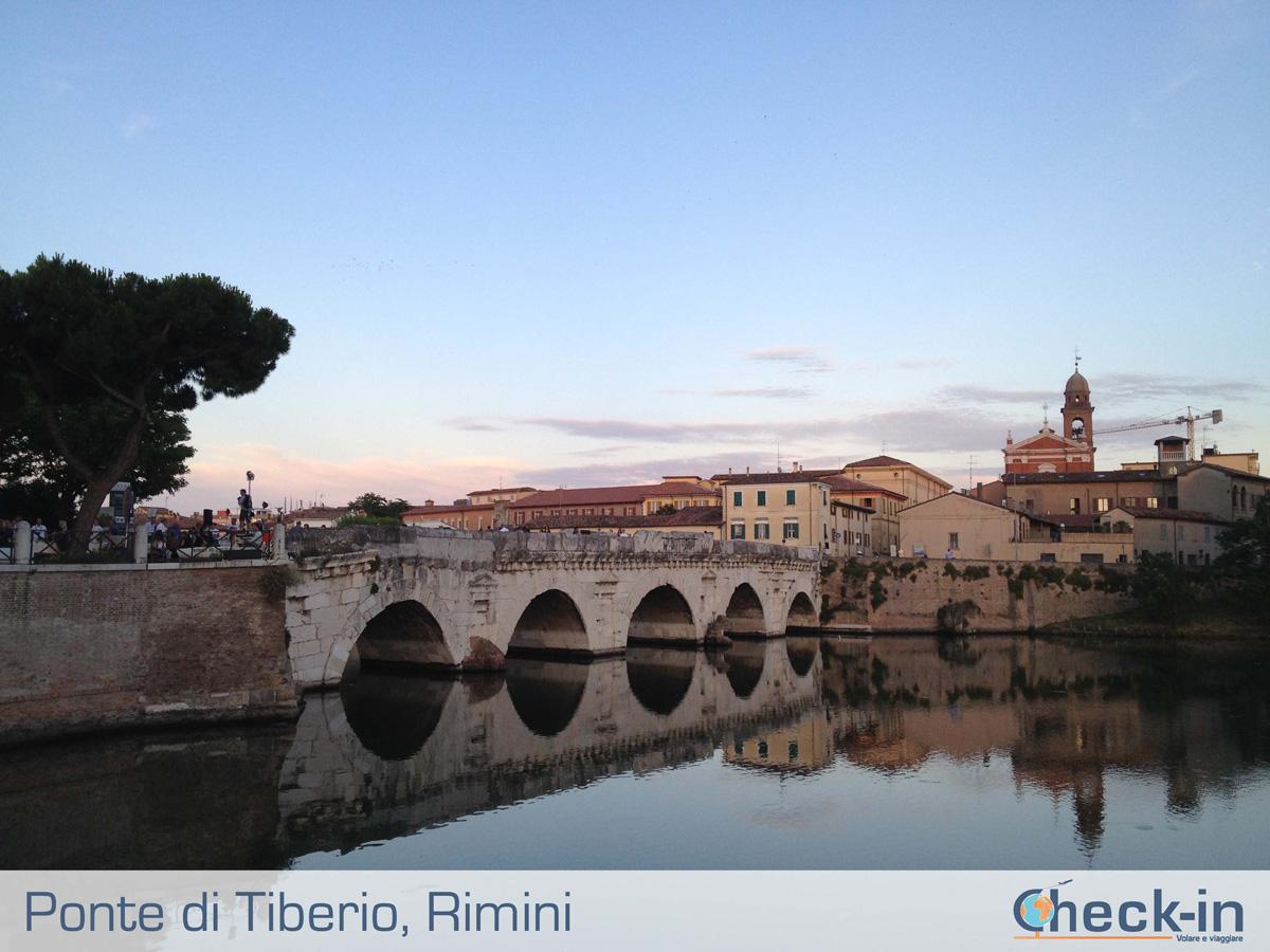 Borgo San Giuliano: il Ponte di Tiberio