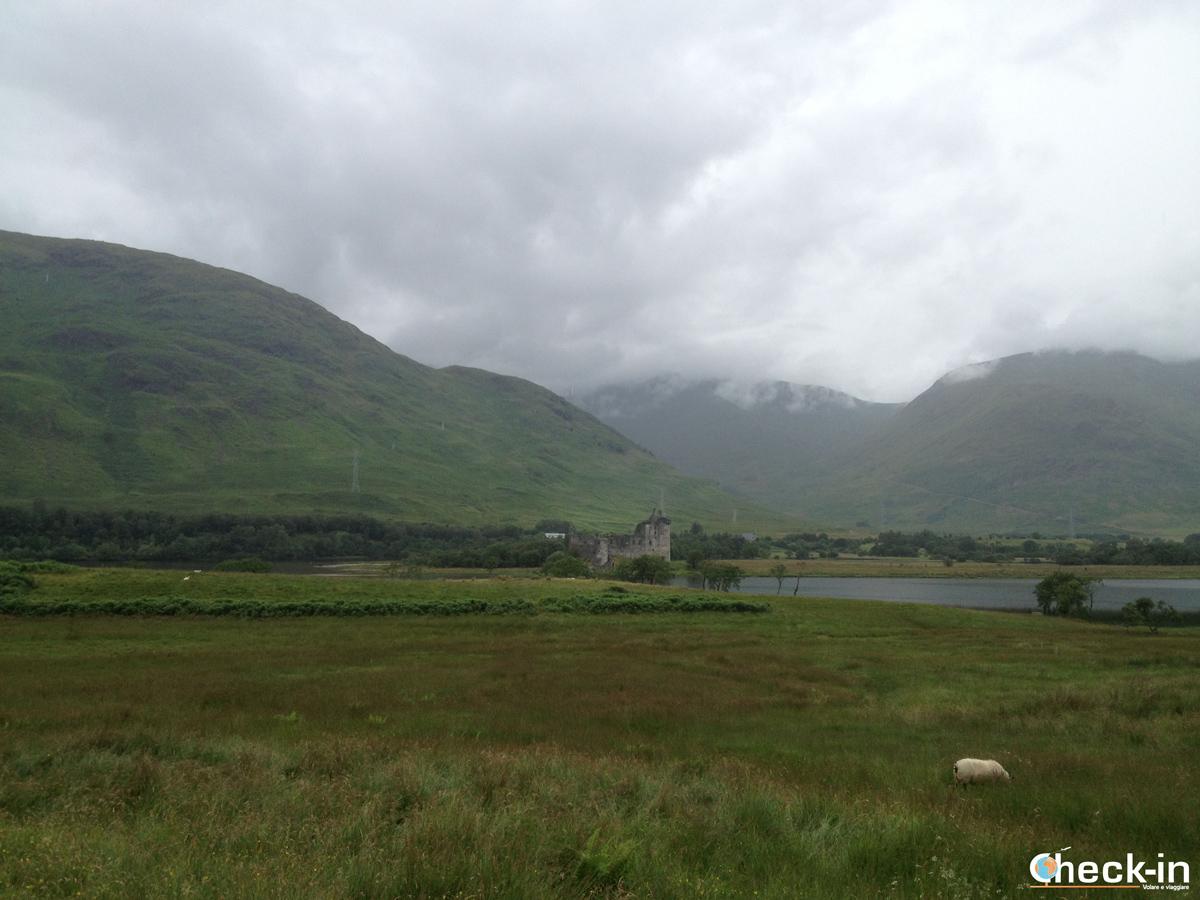 Castelli della Scozia: Kilchurn Castle