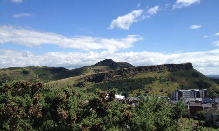 Holyrood Park, due passi nella natura nel centro storico di Edimburgo