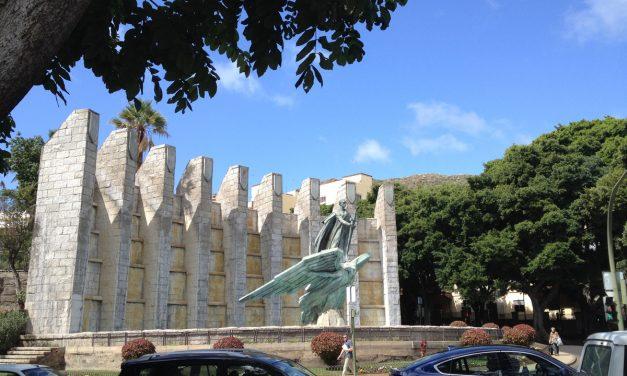 Santa Cruz de Tenerife, il Monumento al Ángel Caído