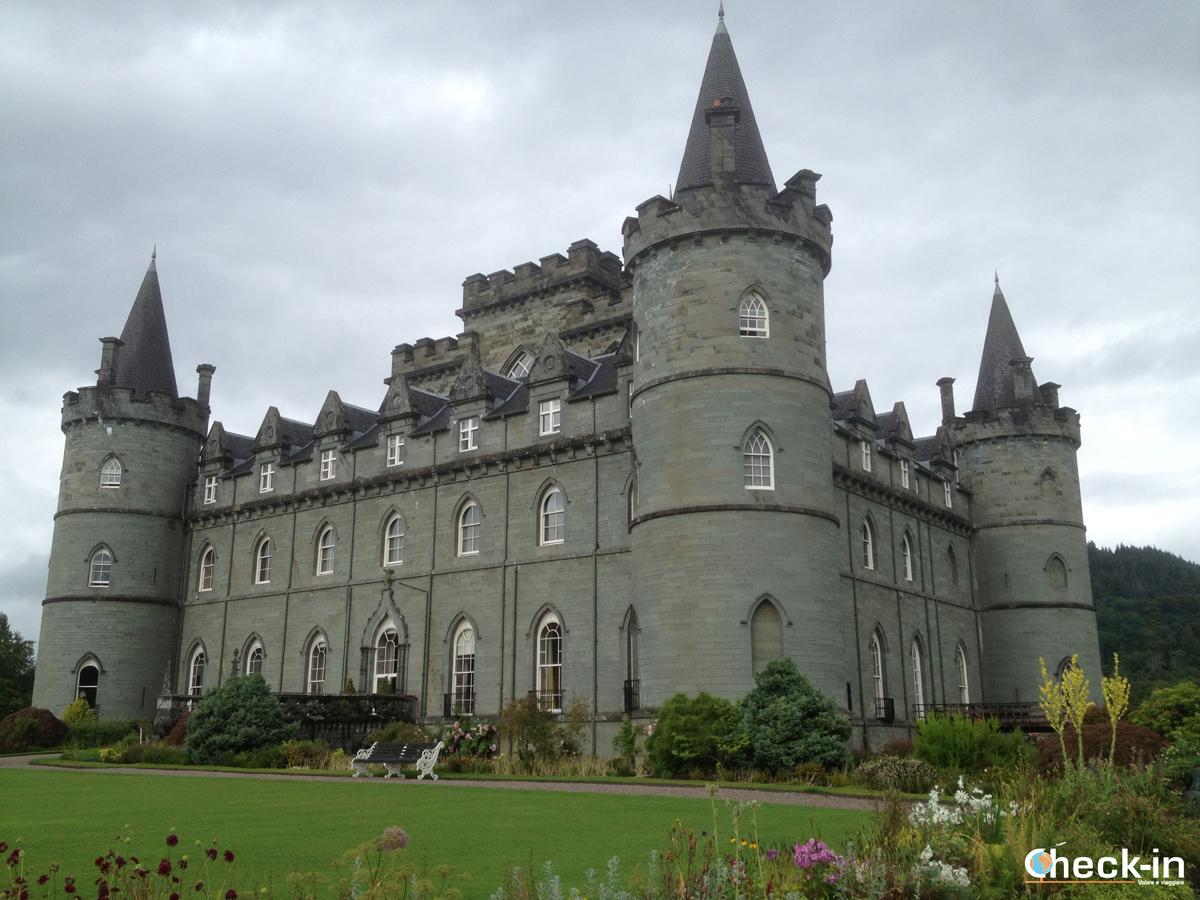 Castelli da vedere in Scozia: Inveraray