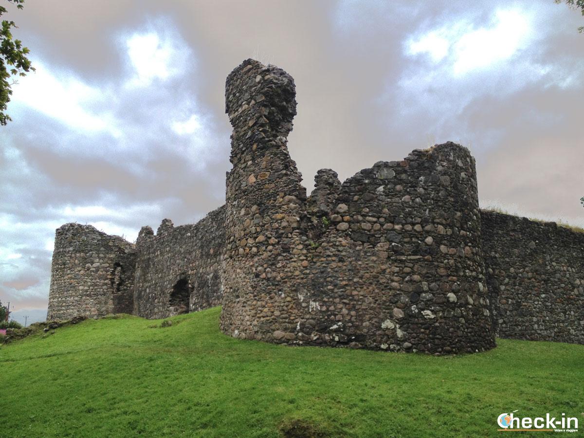 I 5 castelli da vedere in Scozia: le rovine di Inverlochy Castle