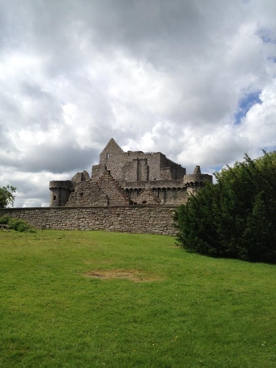 Castelli da vedere in Scozia: Craigmillar
