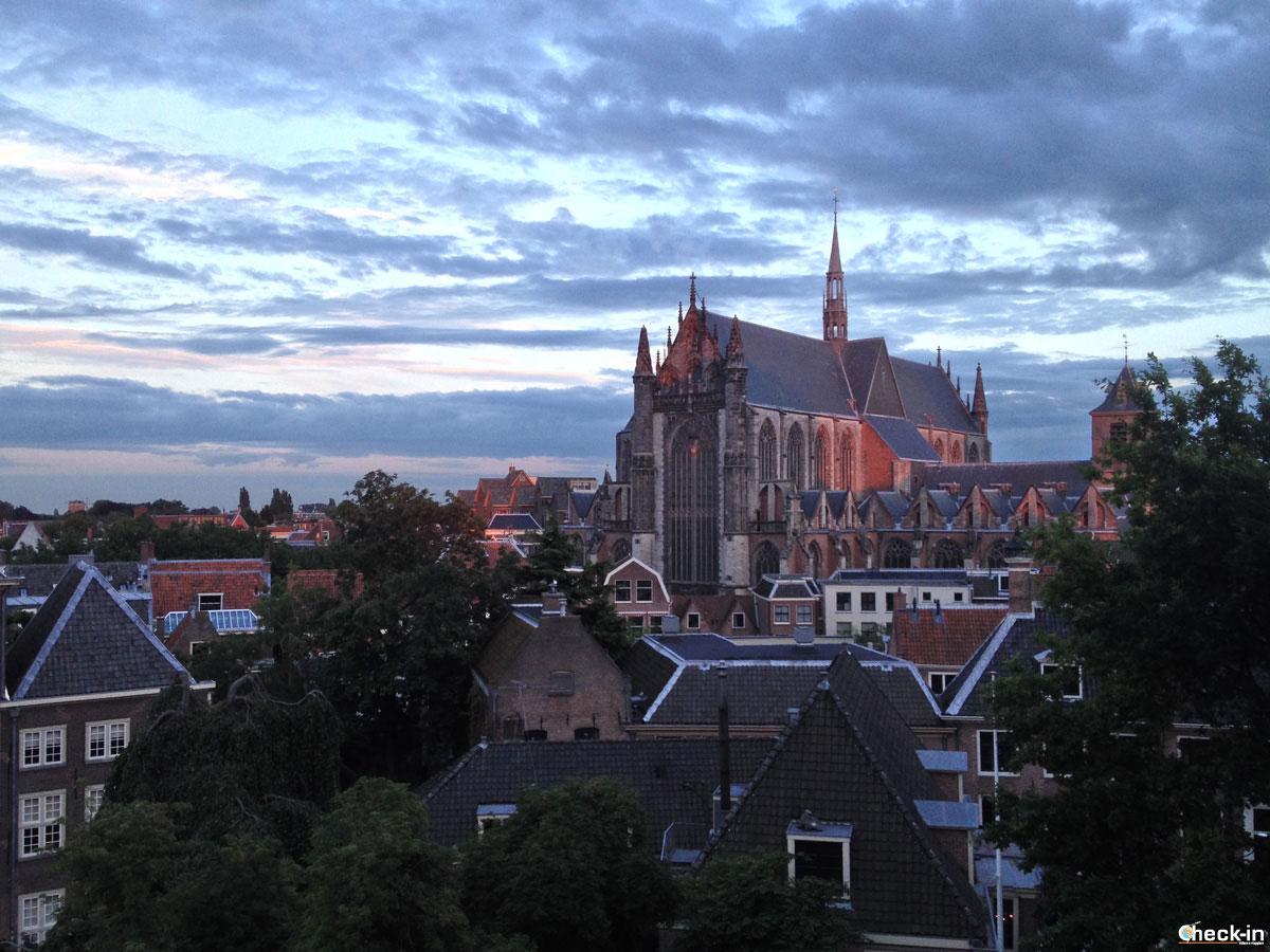 Cosa vedere a Leiden: la Hooglandse Kerk