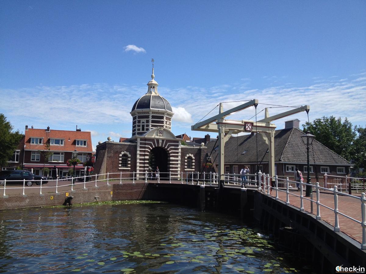 Cosa vedere a Leiden: la Morspoort