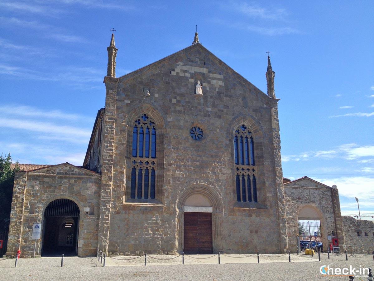 5 cose da vedere a Bergamo: l'ex-convento di S. Agostino