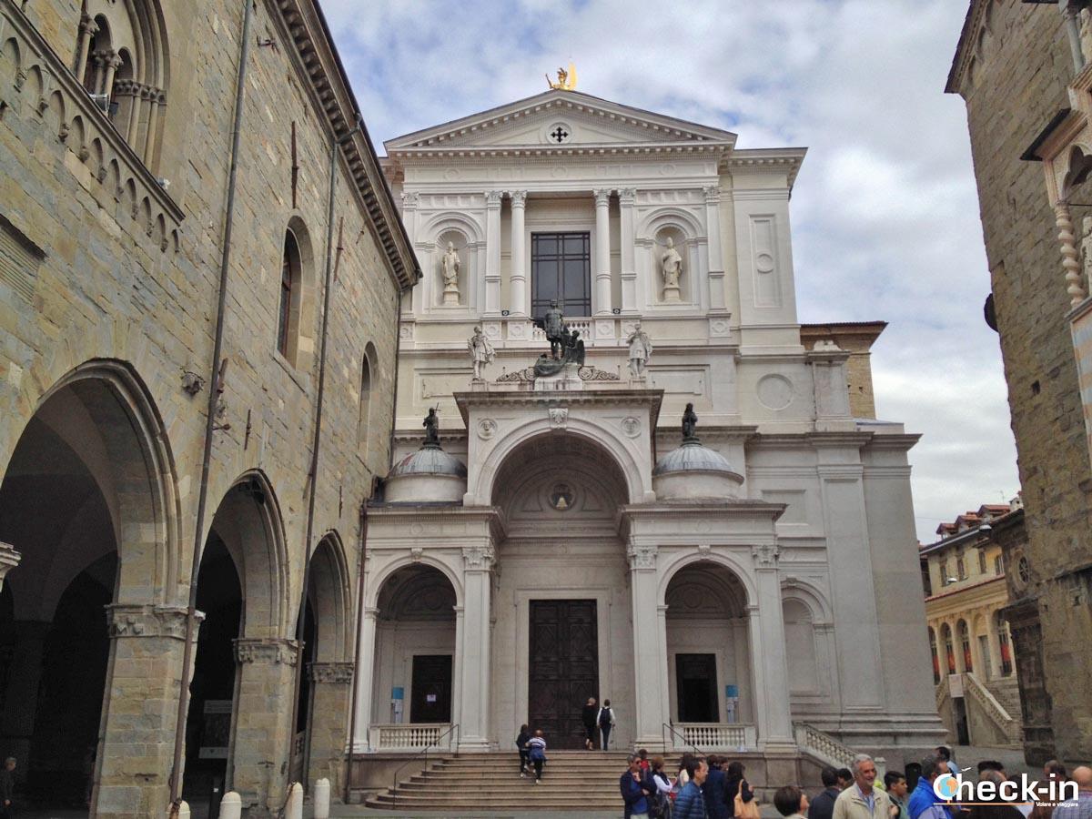 5 cose da vedere a Bergamo: il Duomo