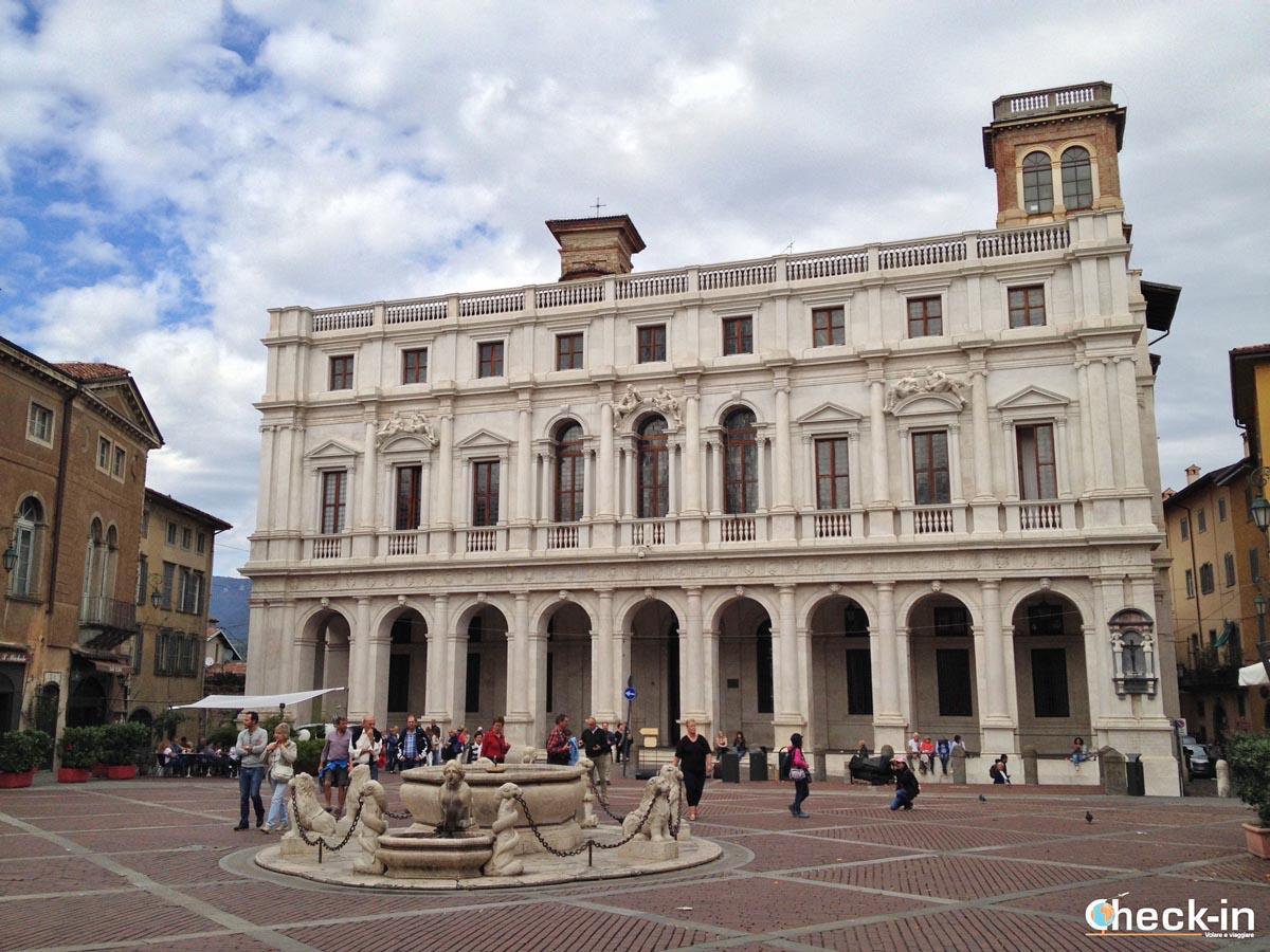 5 cose da vedere a Bergamo: Palazzo Nuovo
