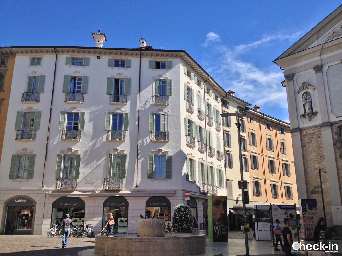 5 cose da vedere a Bergamo: Piazza Pontida