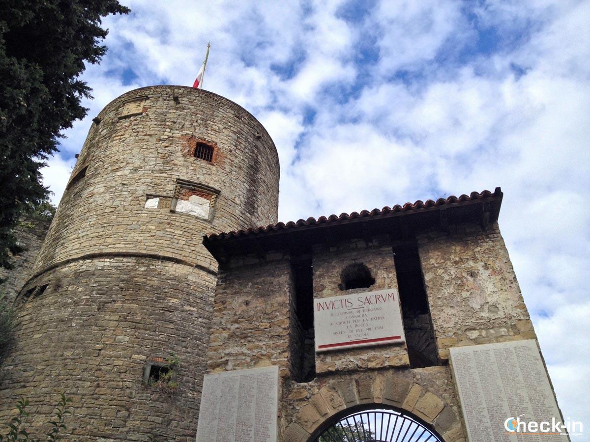 5 cose da vedere a Bergamo: la Rocca
