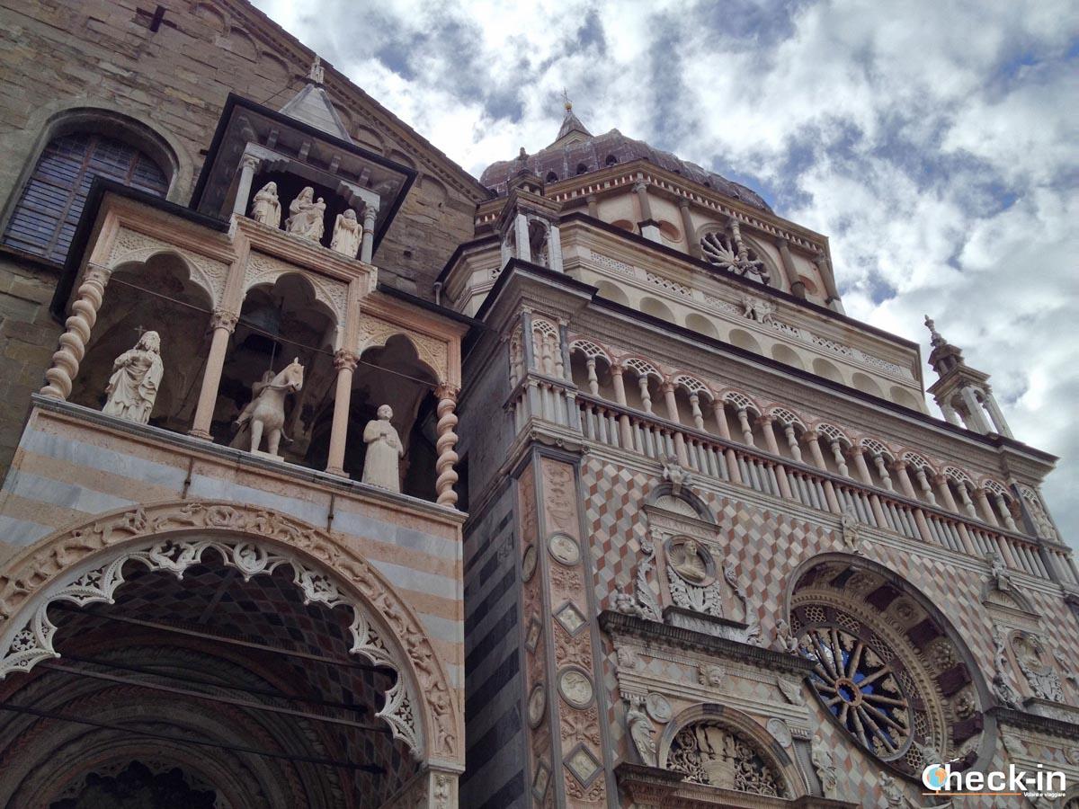 5 cose da vedere a Bergamo: S. Maria Maggiore