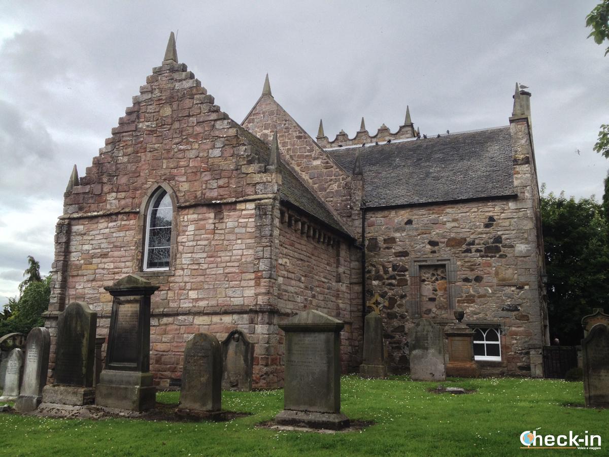 Scampagnata a Edimburgo: la Duddingston Kirk