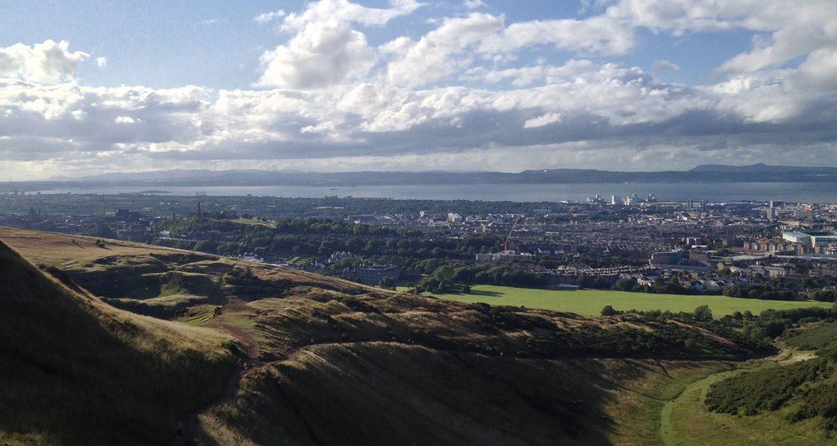 Scampagnata a Edimburgo: Holyrood Park e Duddingston