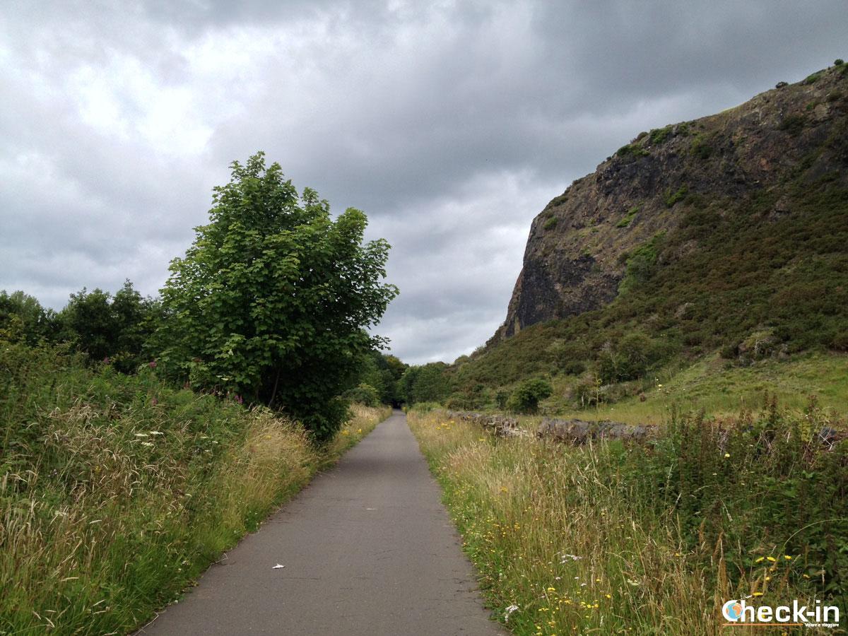 Scampagnata a Edimburgo: the Innocent Railway