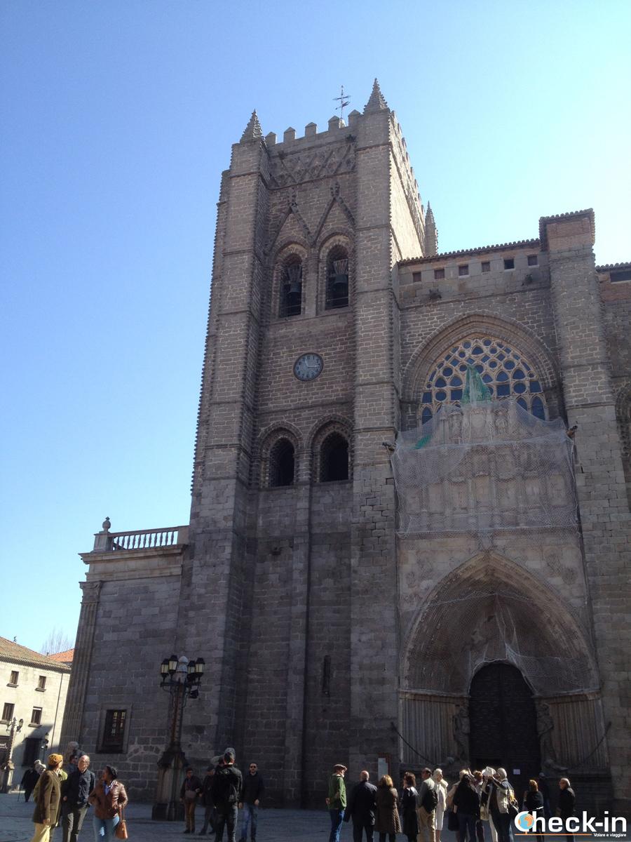 Cosa vedere a Avila: la Cattedrale
