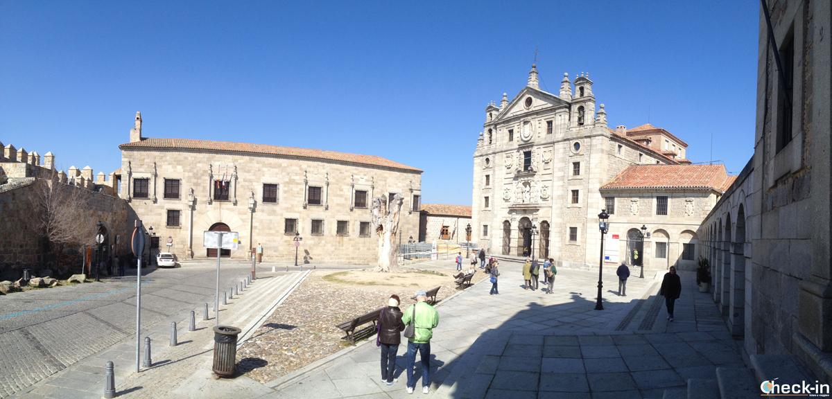 Cosa vedere a Avila: il Convento-Museo di S. Teresa