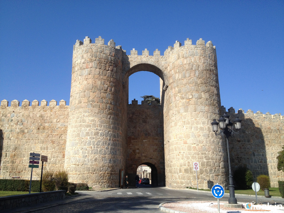 Cosa vedere a Avila: la Porta di S. Vincenzo