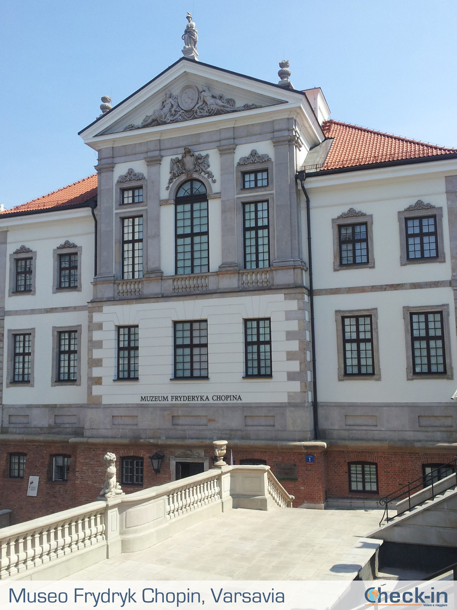 5 cose da vedere a Varsavia: il museo di Frydryk Chopin