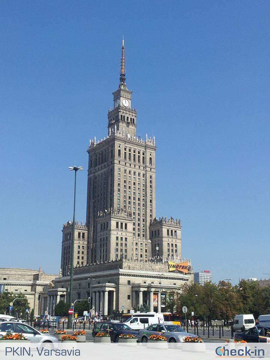 5 cose da vedere a Varsavia: il PKIN