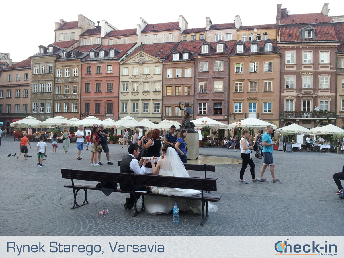 5 cose da vedere a Varsavia: Rynek Starego
