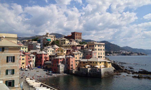 Liguria a piedi: iItinerario da Genova Brignole a Boccadasse