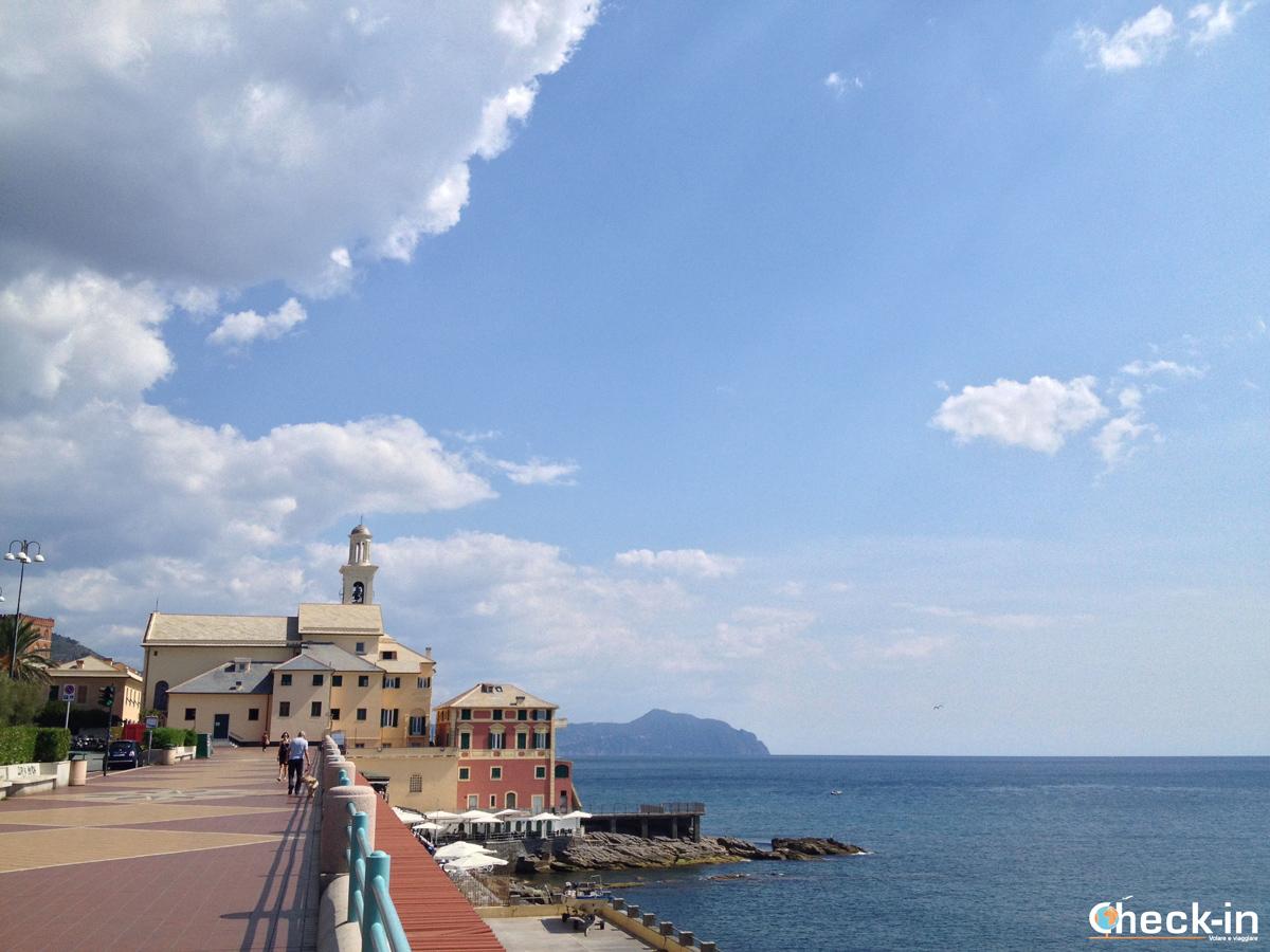 Da Genova Brignole a Boccadasse: la Chiesa di S. Antonio