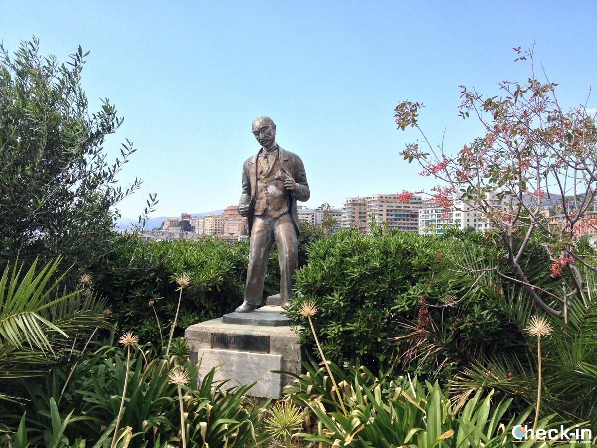 Da Genova Brignole a Boccadasse: i giardini Gilberto Govi