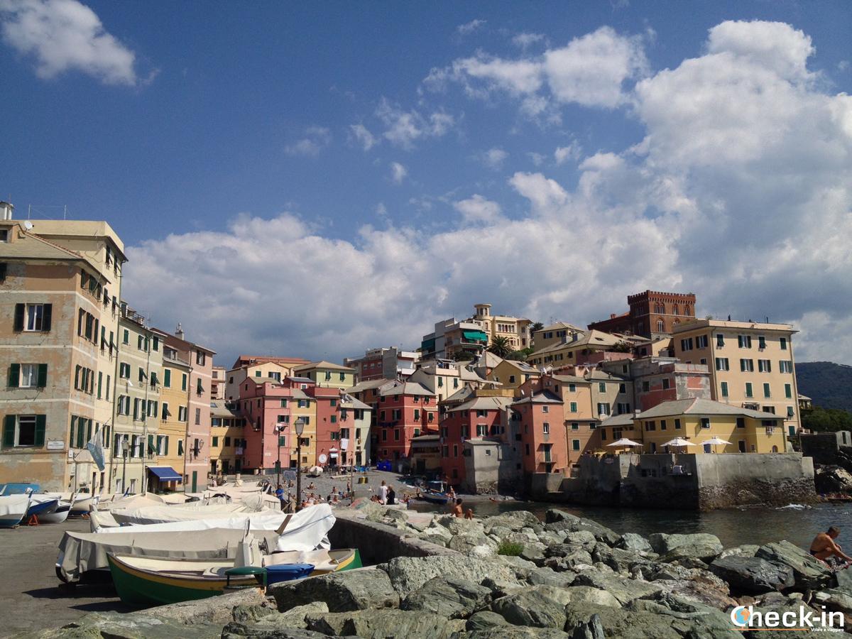 Da Genova Brignole a Boccadasse