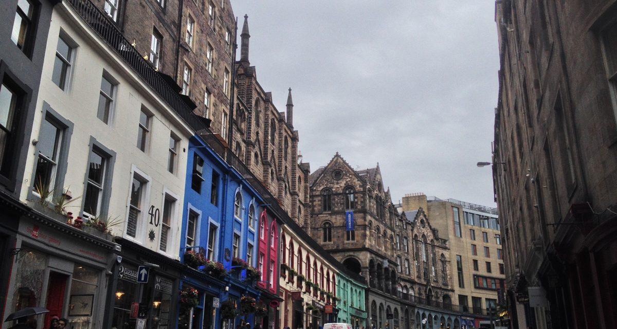 La Old Town di Edimburgo, quali sono i luoghi da non perdere (anche per i fan di Harry Potter)