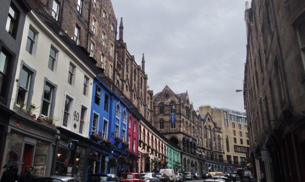 Alla scoperta della Old Town di Edimburgo (e dei suoi misteri)