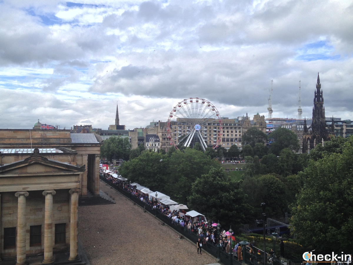 La New Town di Edimburgo: i suoi Musei