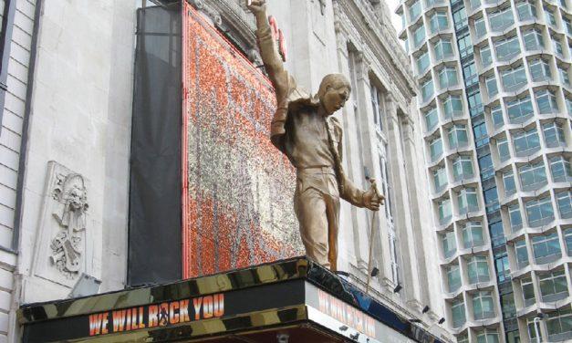 Itinerario alternativo nel centro di Londra per visitare i luoghi dei Queen e di Freddie Mercury