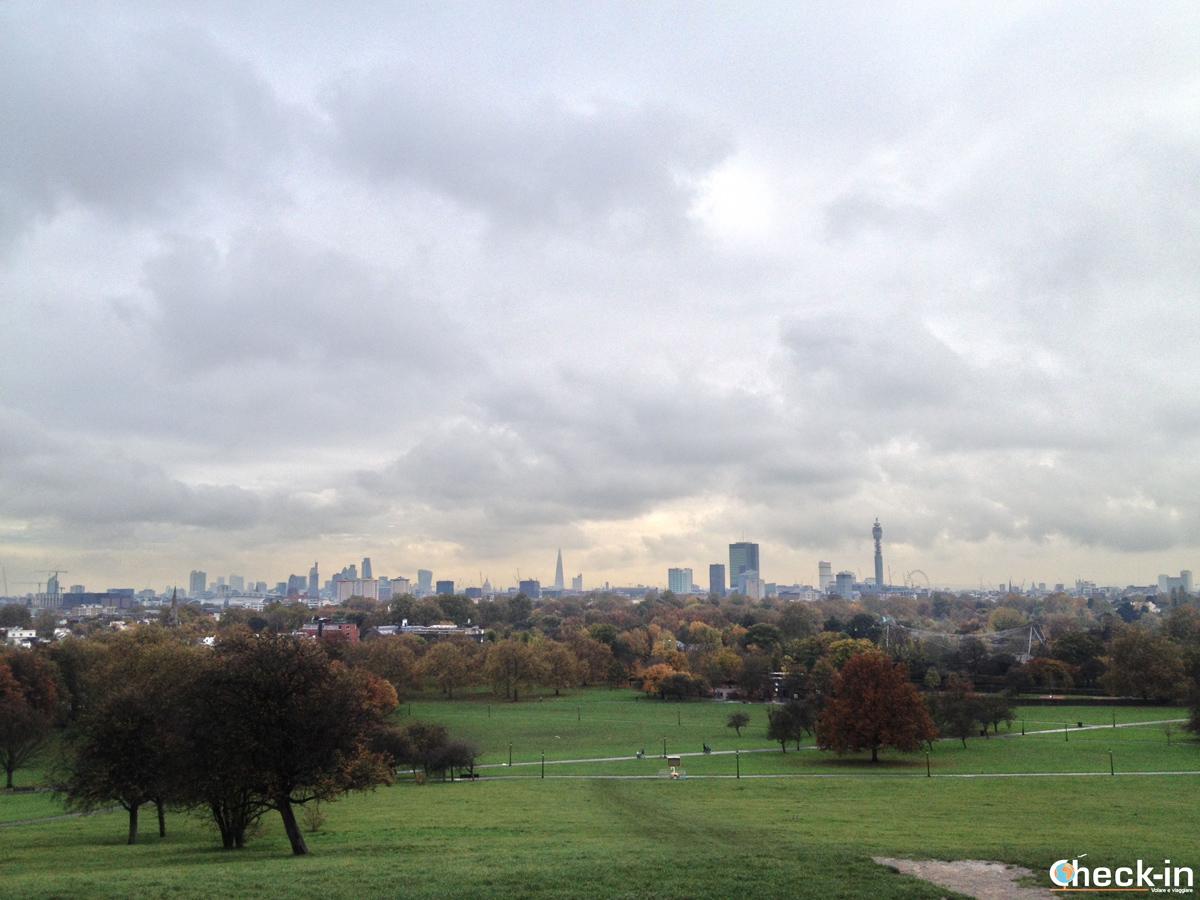 Parchi di Londra: Primrose Hill, Regent's Park