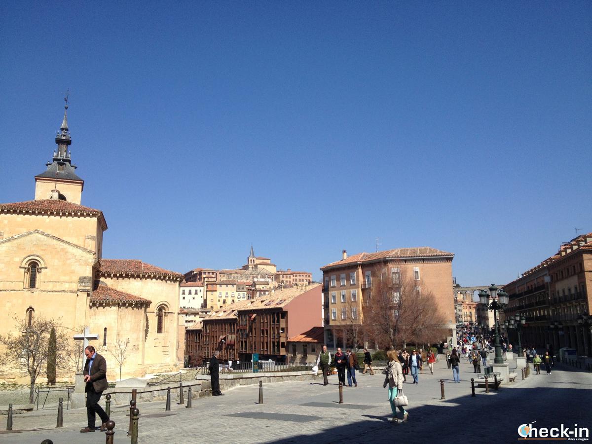 Cosa vedere a Segovia, la Chiesa di San Millán