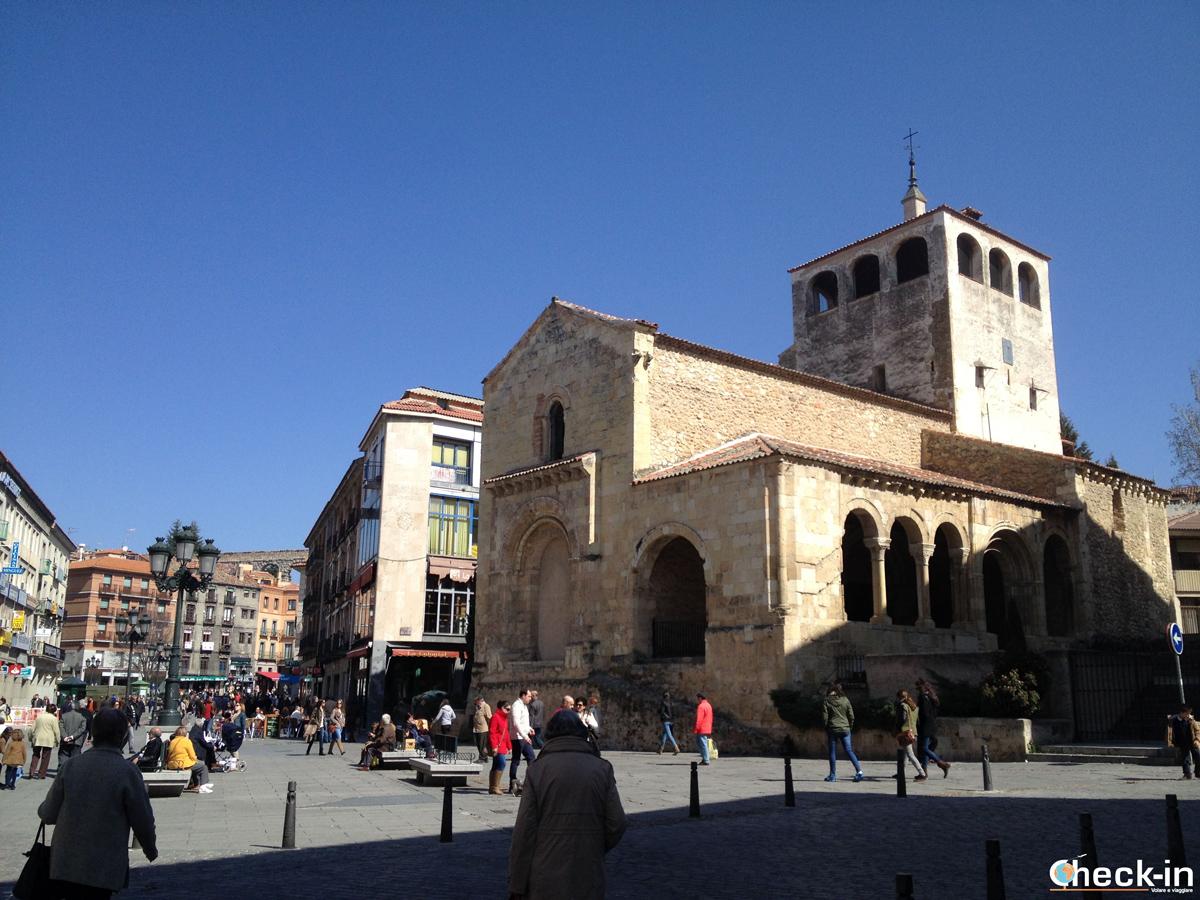 Cosa vedere a Segovia: la Chiesa di S. Clemente