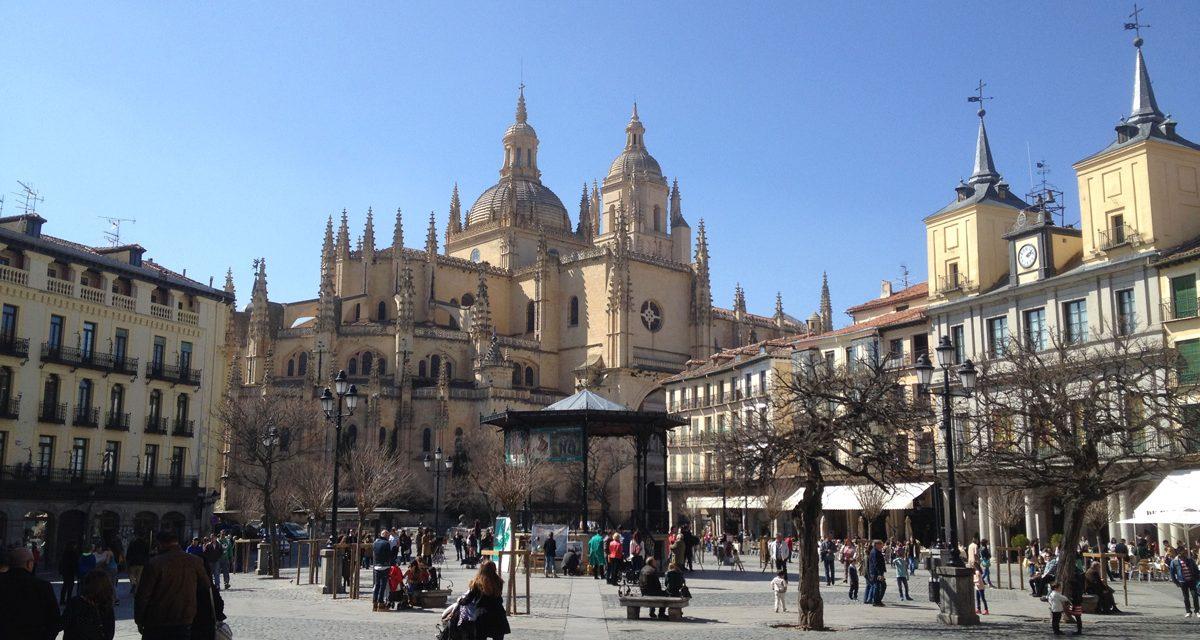 Segovia, cosa vedere in un giorno oltre alll'acquedotto ed all'Alcazar
