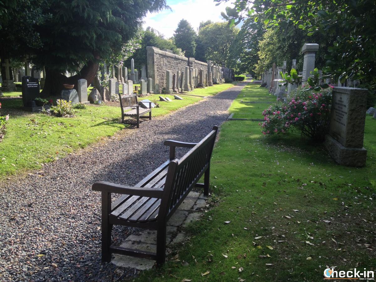 Dean Village e Stockbridge: il Dean Cemetery