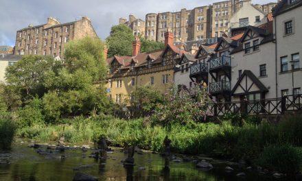 Nel cuore della New Town di Edimburgo: Dean Village e Stockbridge