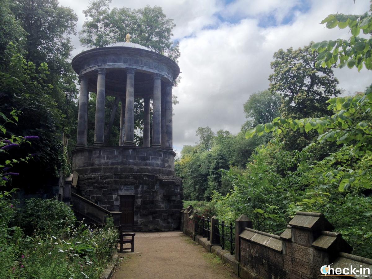 Dean Village e Stockbridge: St. Bernand's Well
