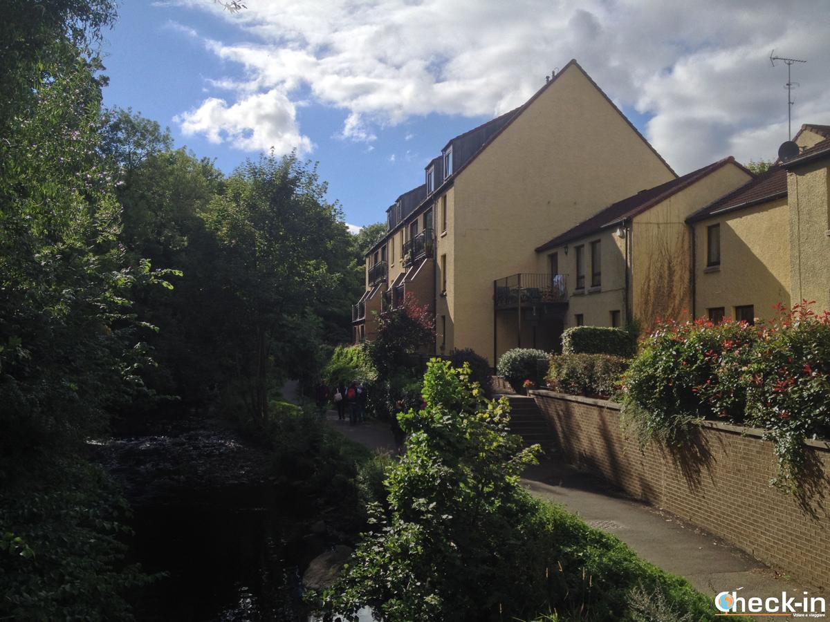 Dean Village e Stockbridge: il Water of Leith