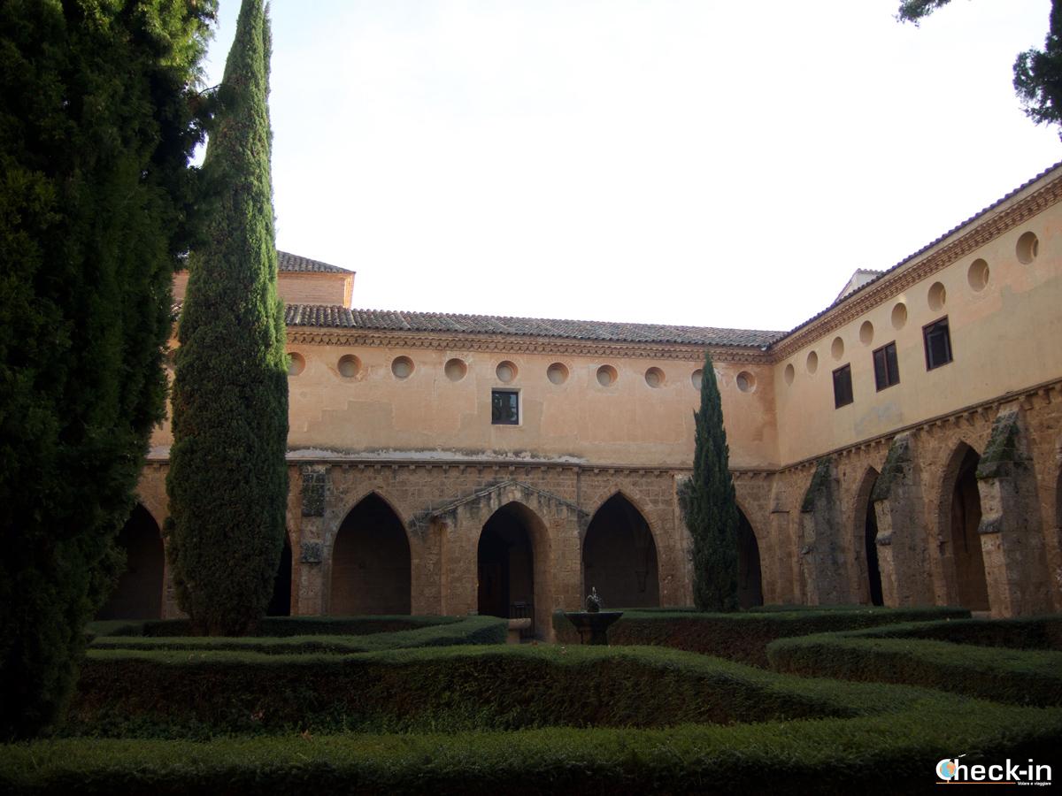 Il Monasterio de Piedra: a spasso per il Chiostro - Luoghi insoliti nella Spagna del nord