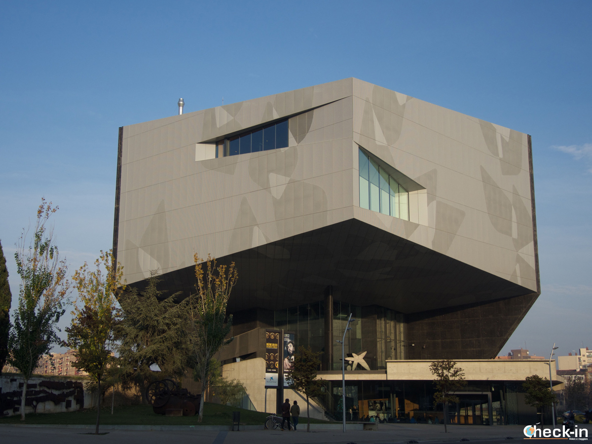 Centro storico di Saragozza: il Caixaforum