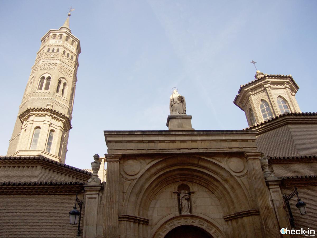 Centro storico di Saragozza: la Chiesa di San Pablo
