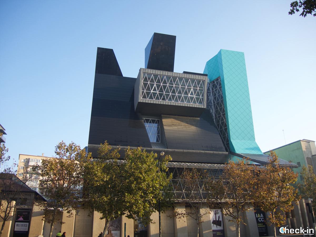Centro storico di Saragozza: il IAACC Pablo Serrano