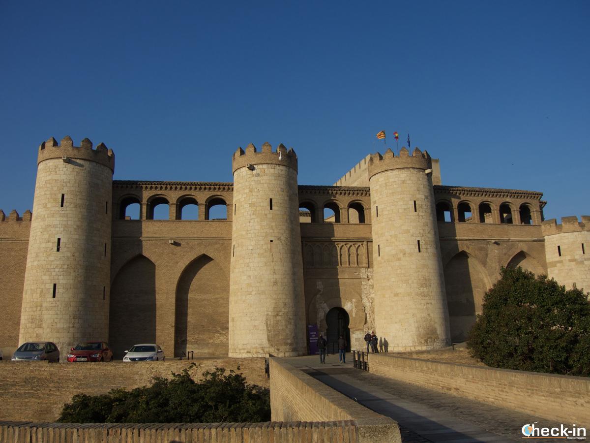 Cosa vedere a Saragozza: il Palacio de la Aljafería